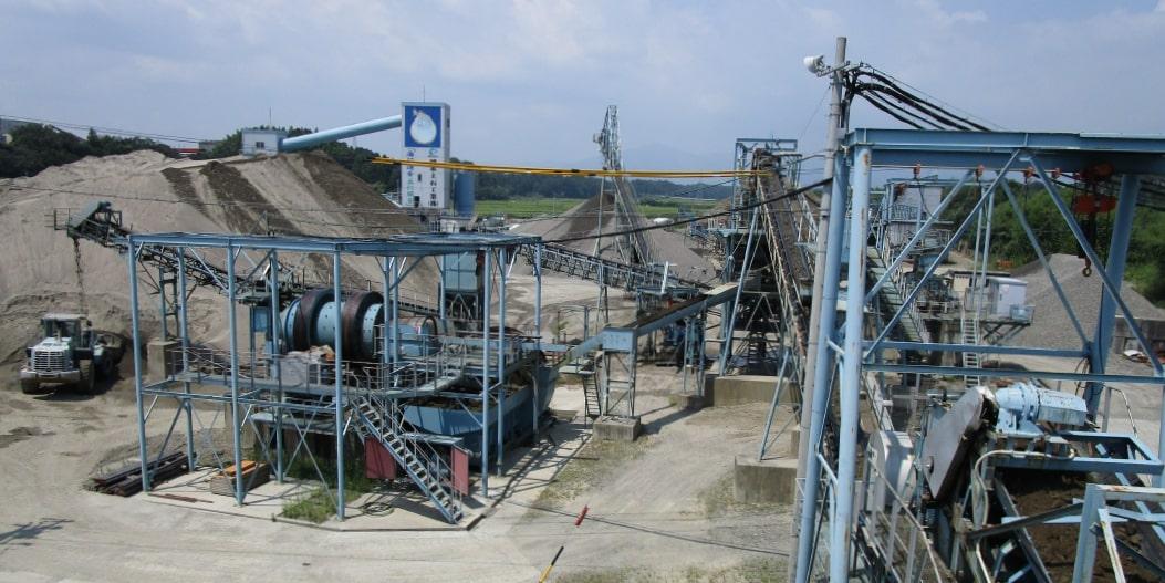 岡本土石工業の事務所一覧
